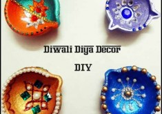 Decorative Diyas-for Diwali
