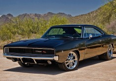 1970 Dodge Charger RT wallpaper