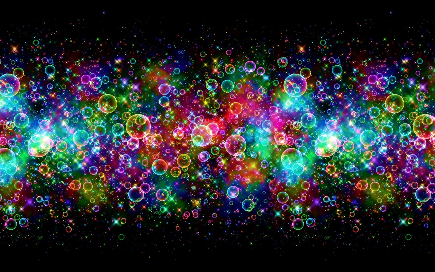 3d Bubbles Wallpaper: Colourful 3D Bubbles Wallpapers HD