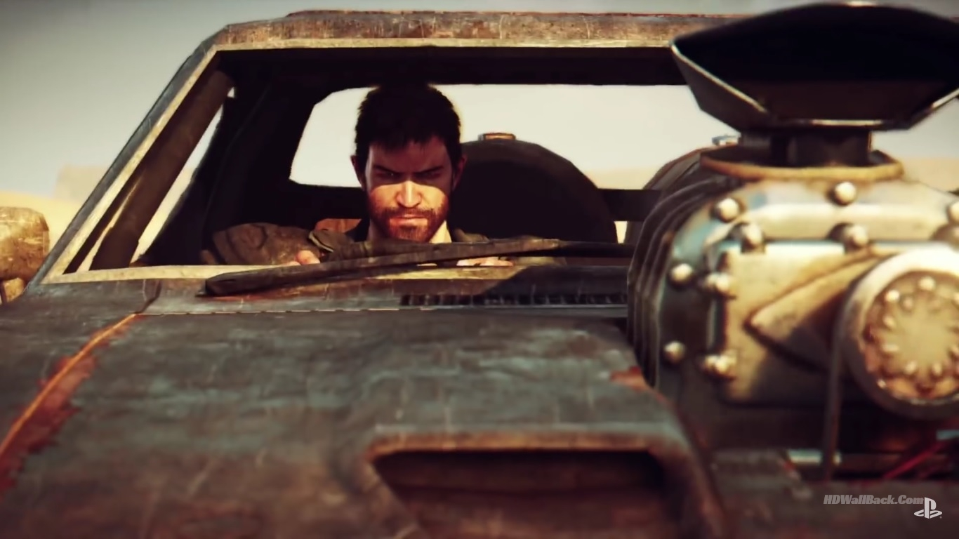mad max hd game