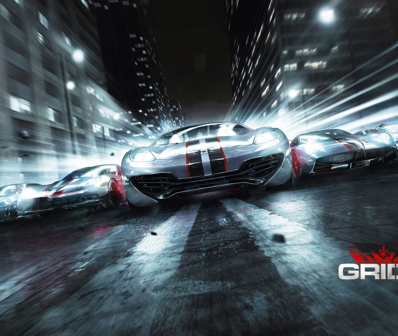 Grid 2 Game Wallpaper High Resolution Pics