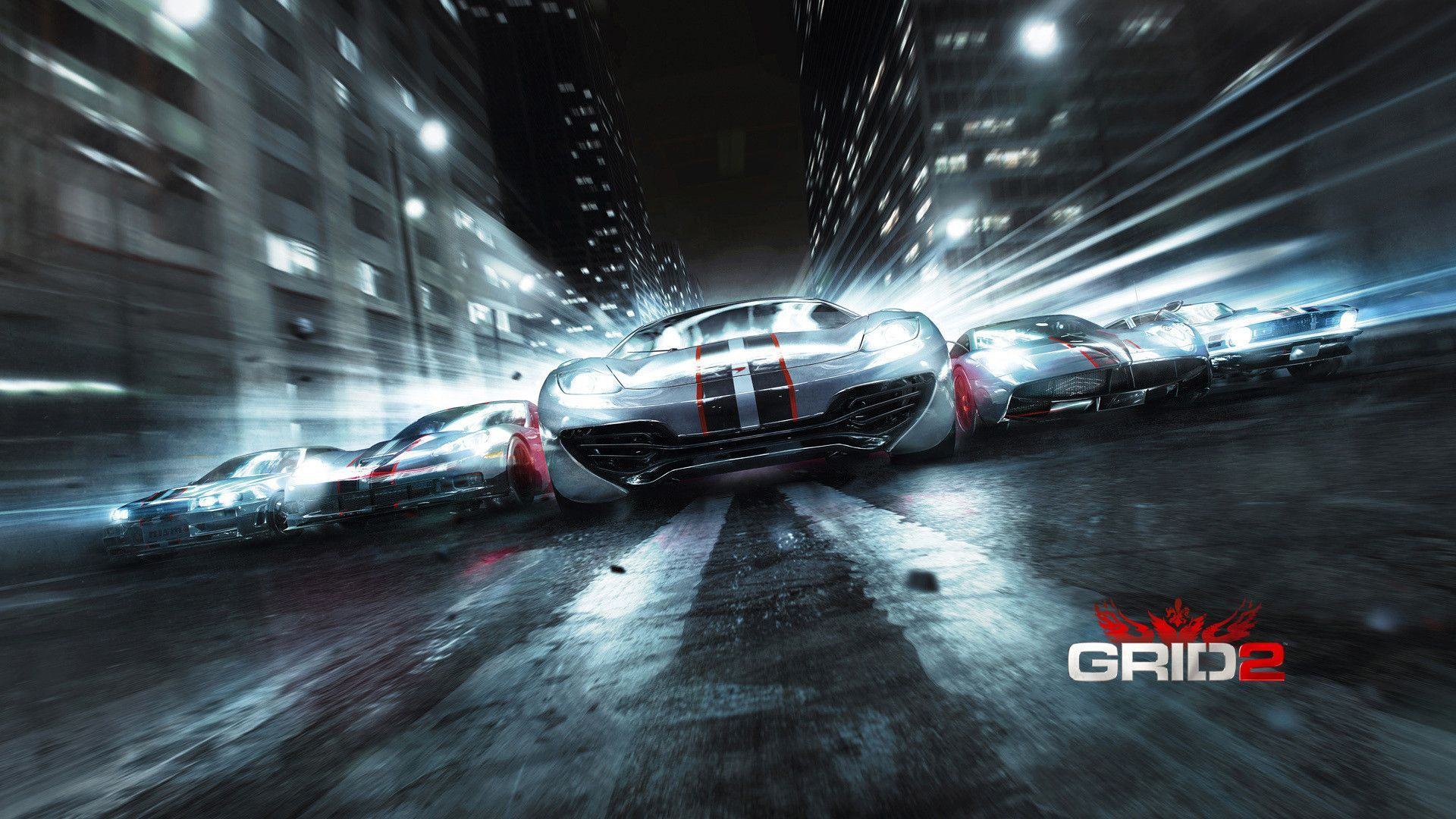 High Resolution Gaming Wallpapers: Grid 2 Game Wallpaper High Resolution Pics