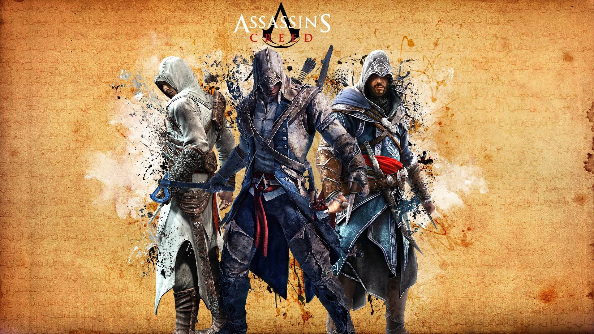 high resolution assasin creed wallpaper