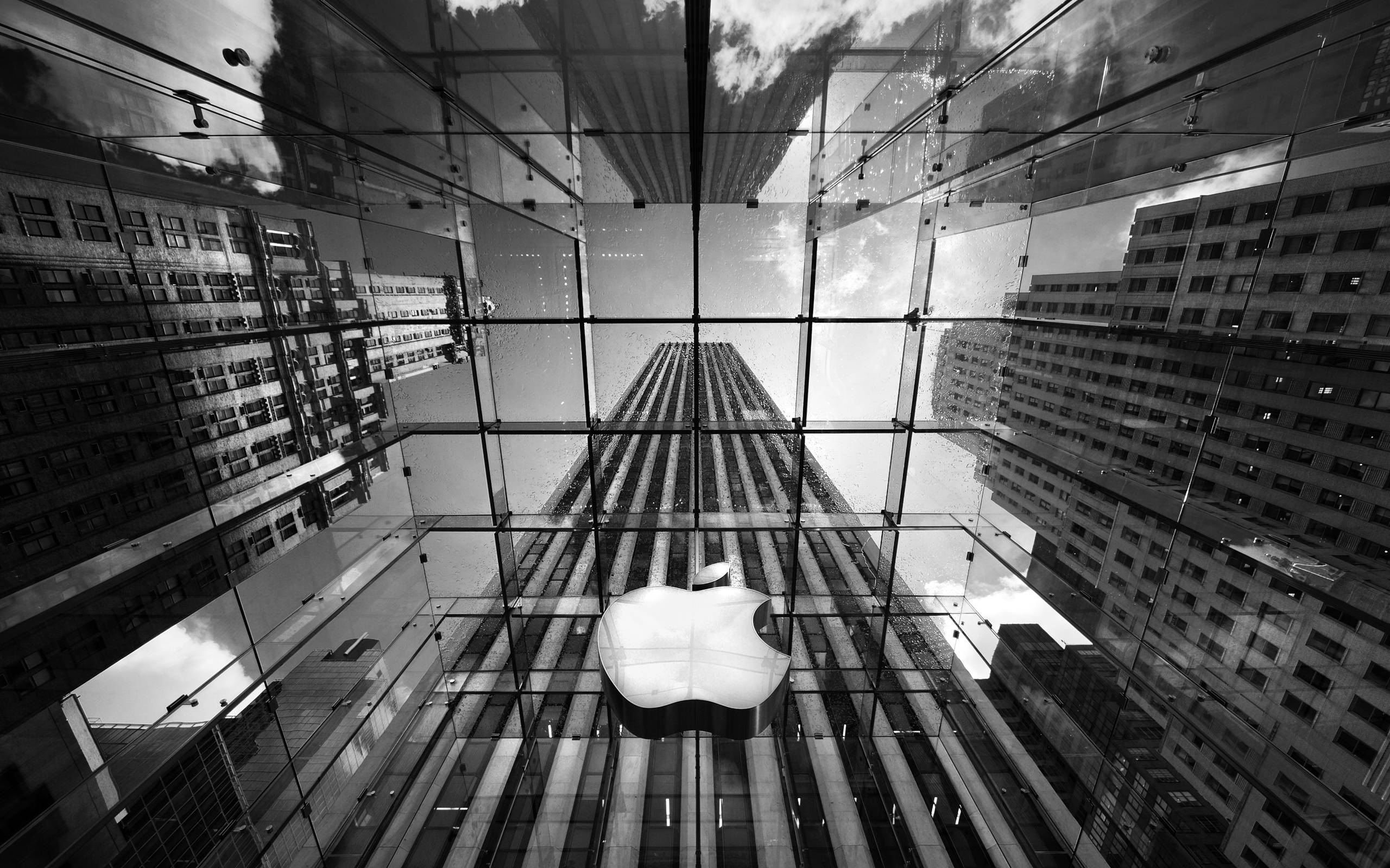 4k architecture apple tower