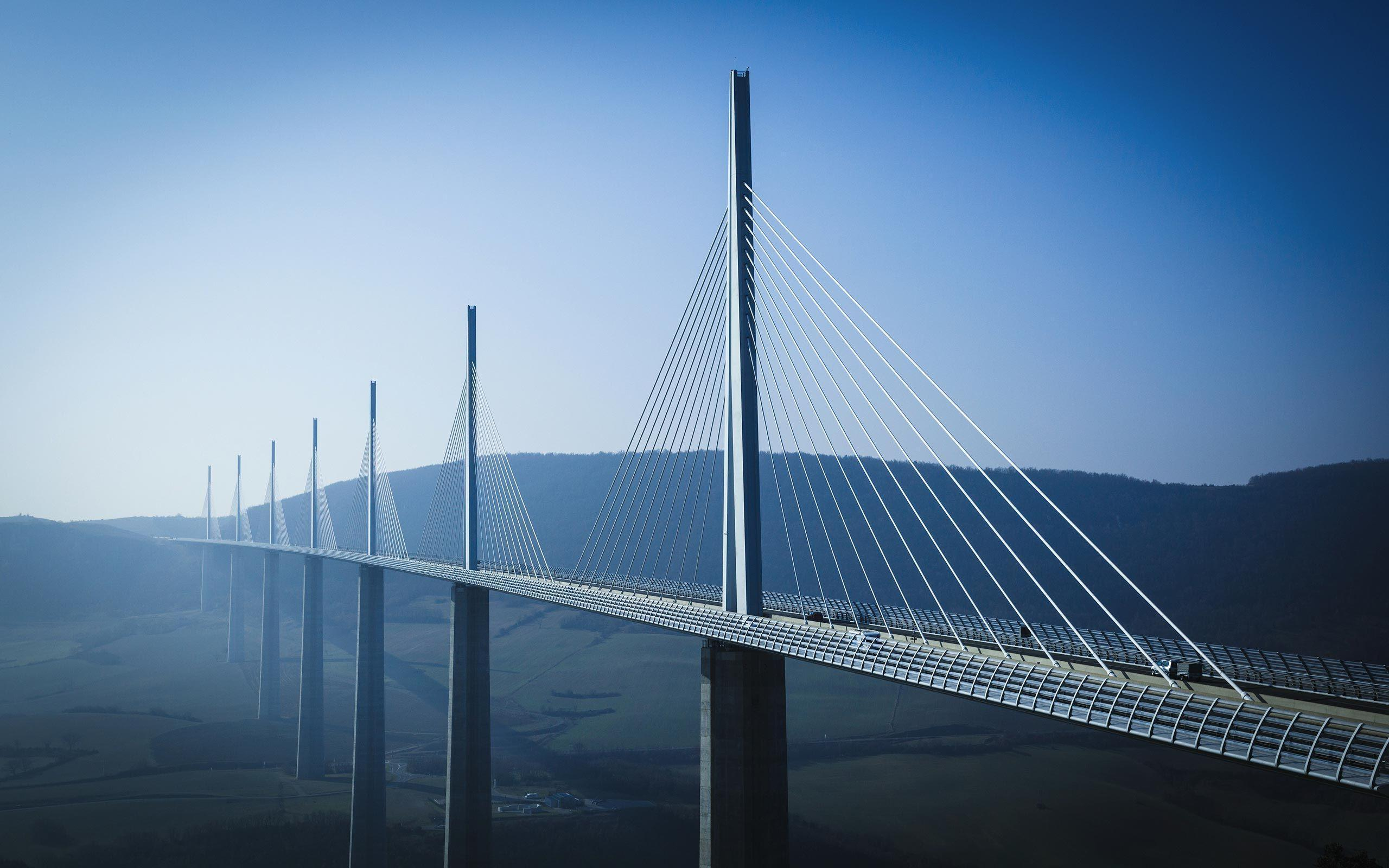 4k architecture bridge