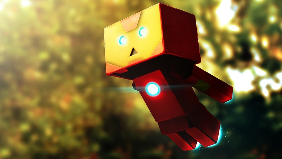 Awesome Wallpapers HD Photos cute ironman