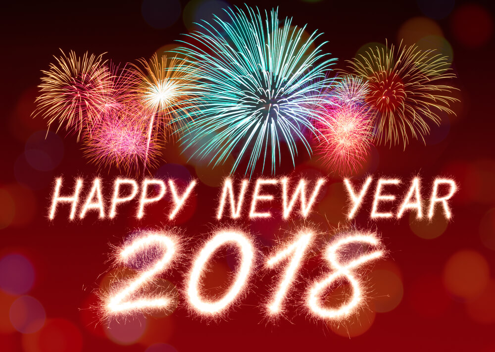 Happy New Year 2018 Wallpaper images