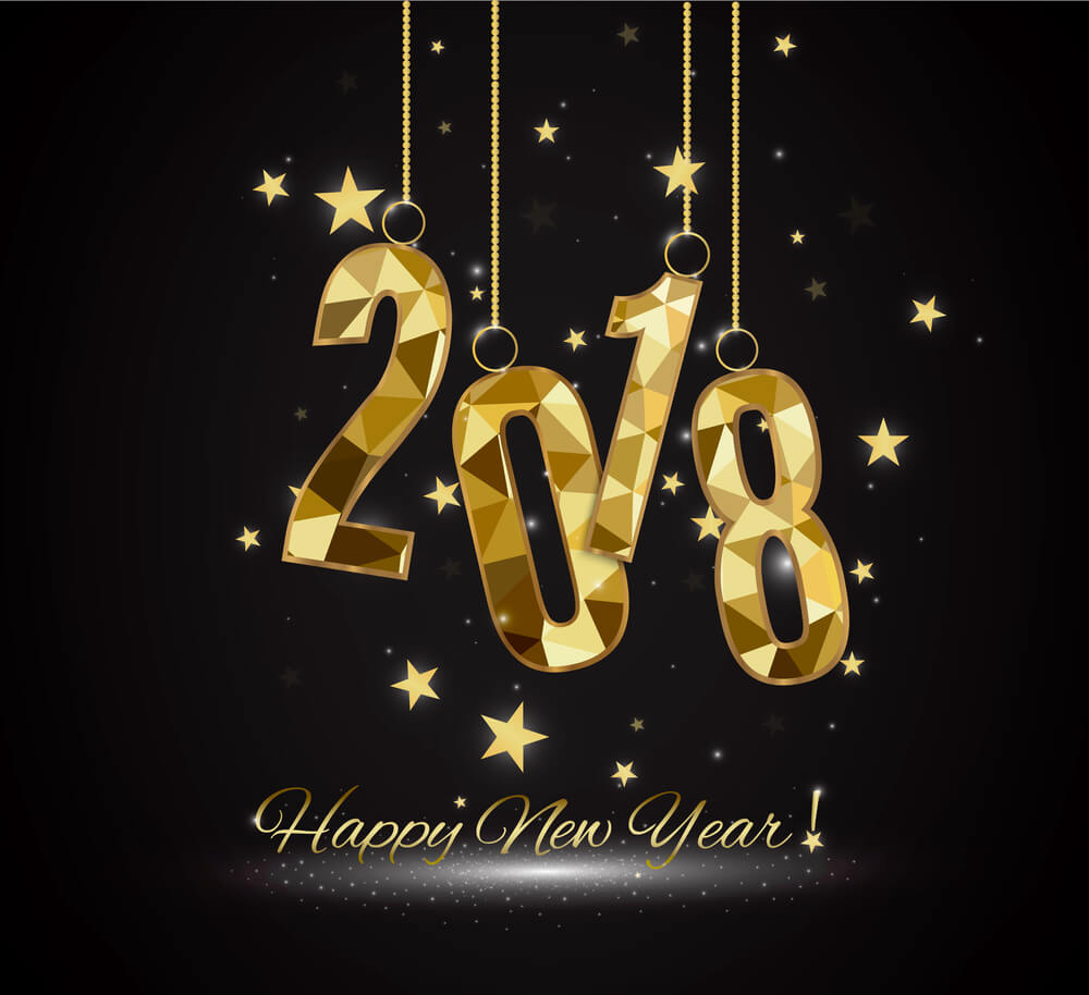 Happy New Year Images 2018 Free Download