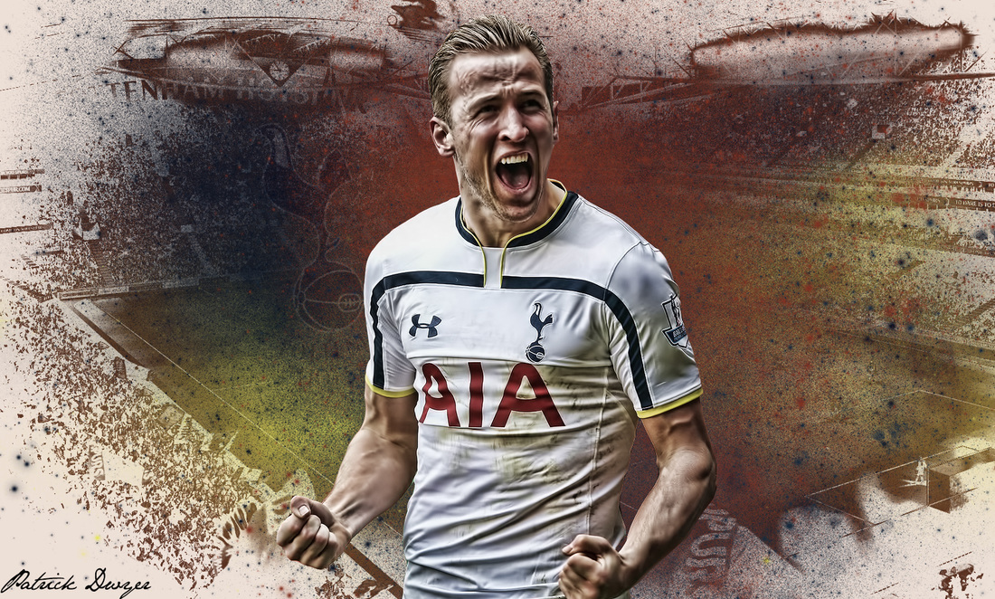 Harry Kane Wallpaper Free Download
