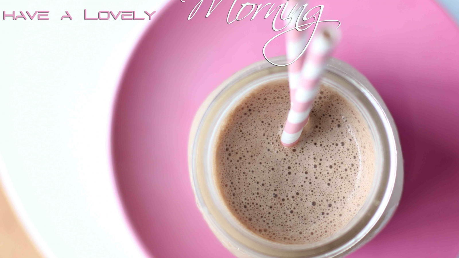 Lovely Good Morning Wishes Hd Wallpaper