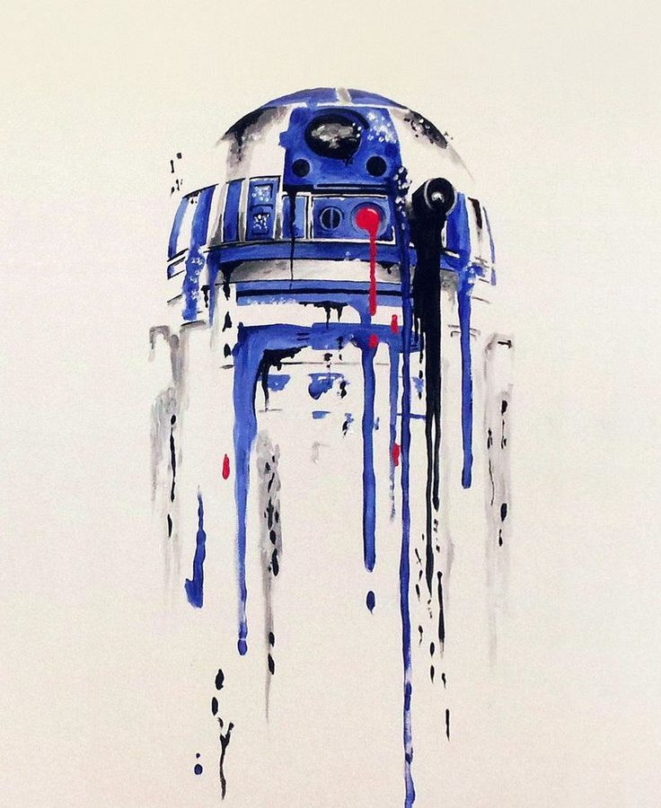 Minimal Painting Starwars Art Mobile Wallpaper Hd Wallpapers Hd Backgrounds Tumblr Backgrounds Images Pictures