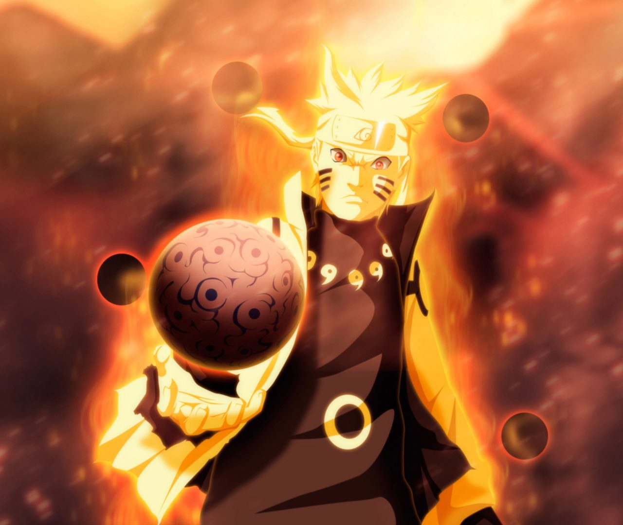 Rinnegan Holding A Small Planet Naruto Wallpaper Hd Wallpapers Hd Backgrounds Tumblr Backgrounds Images Pictures