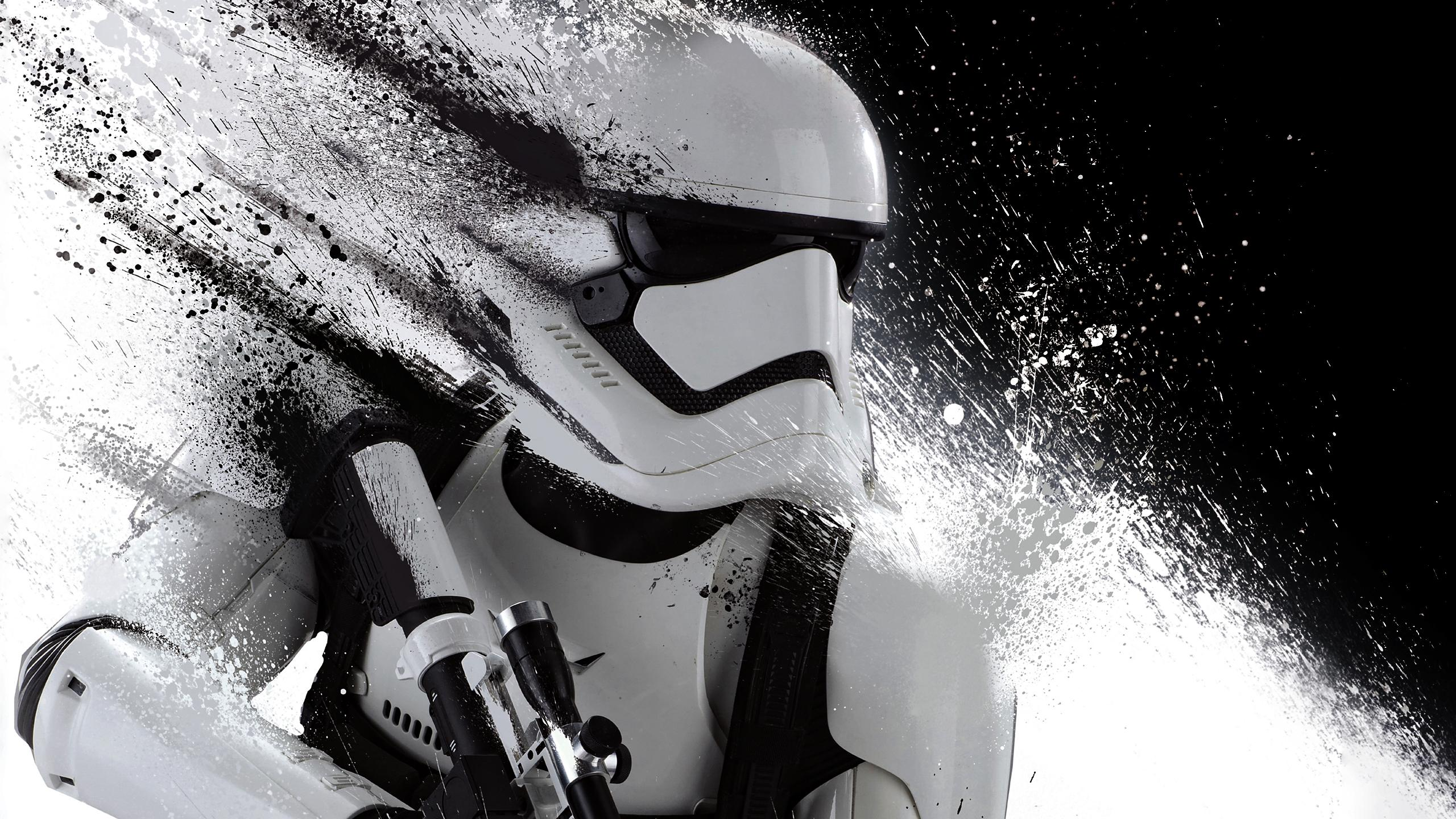 Star Wars Episode VII The Force Awakens Stormtrooper Wallpaper