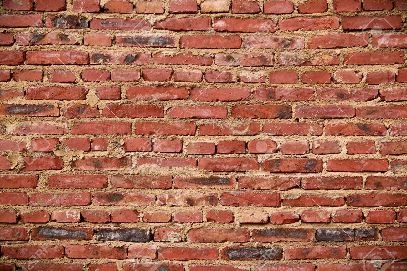 brick wallpaper stock