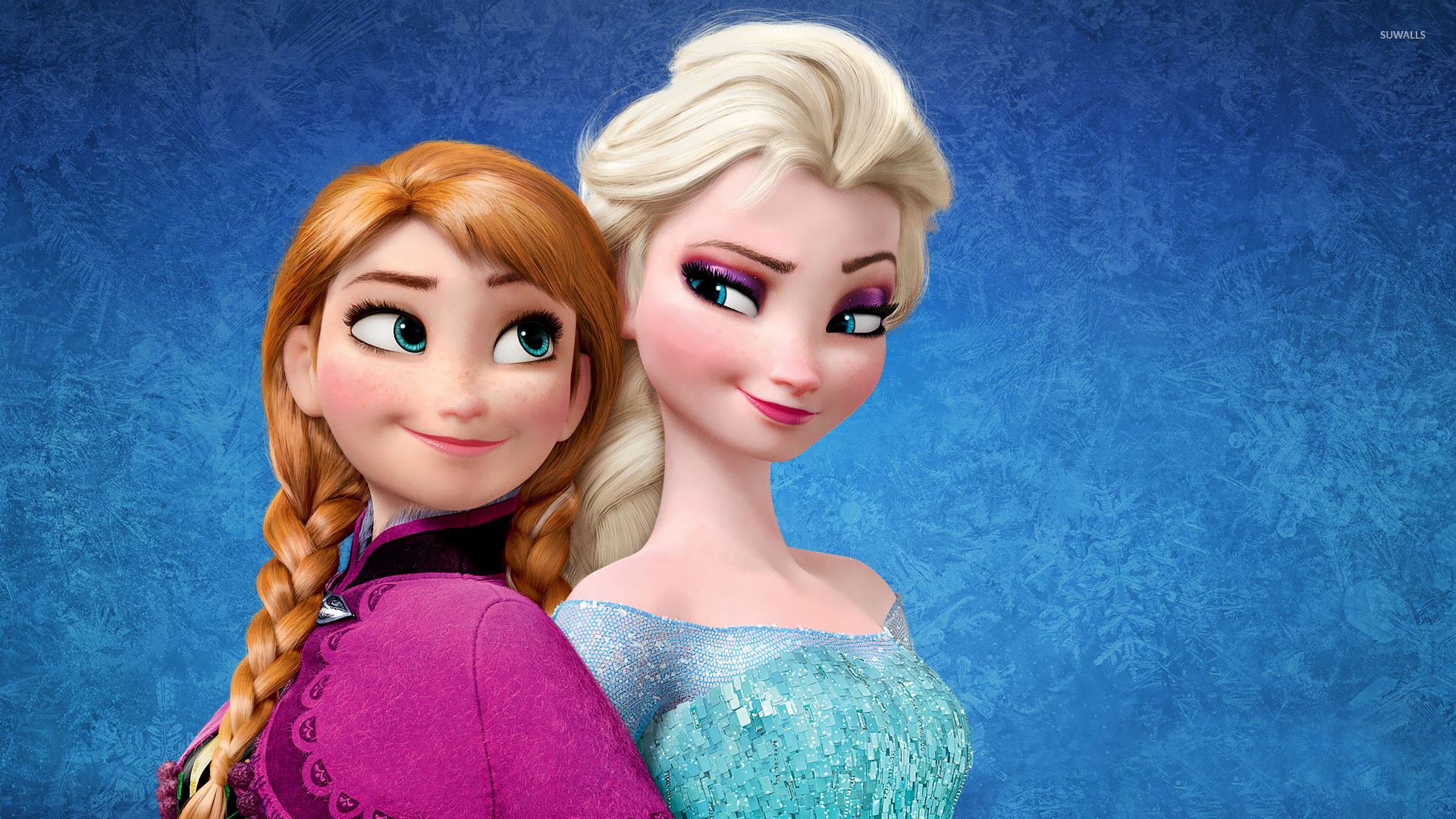 Elsa And Anna Frozen 1920 1080 Hd Wallpapers Hd Backgrounds