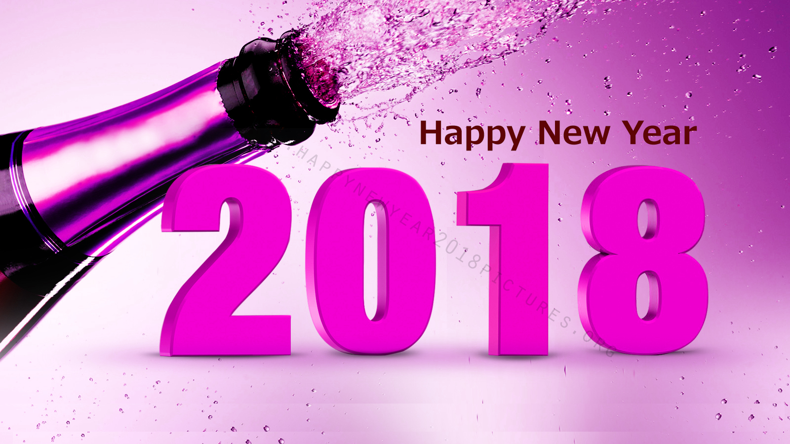new year's drinks 2018