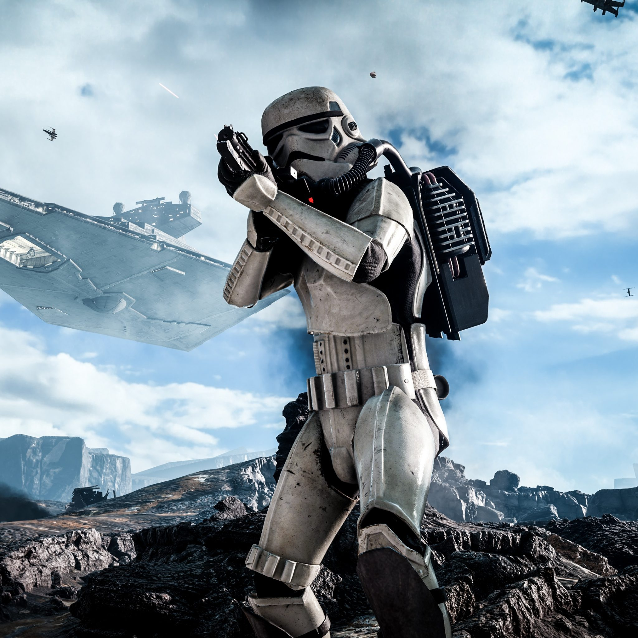 Star Wars Battlefront Electronic Arts Uhd 4k Wallpaper