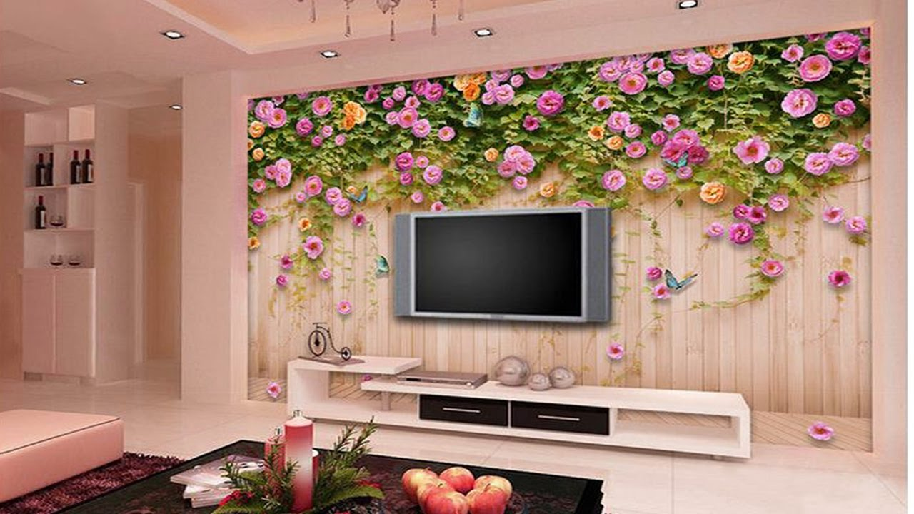 Amazing 3d wallpaper design ideas