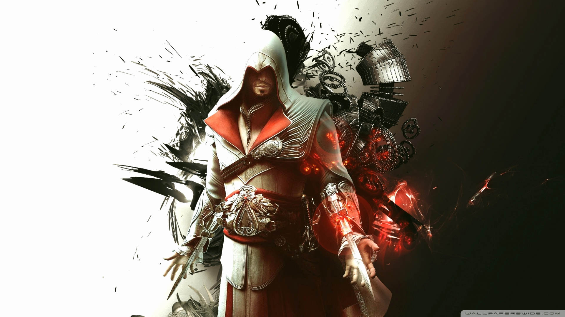 Awesome assassins Creed 3 Wallpapers