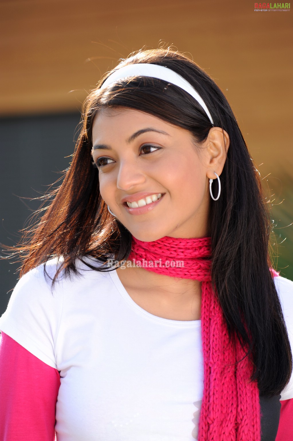 Kajal Agarwal Wearing a Pretty Gown Photos