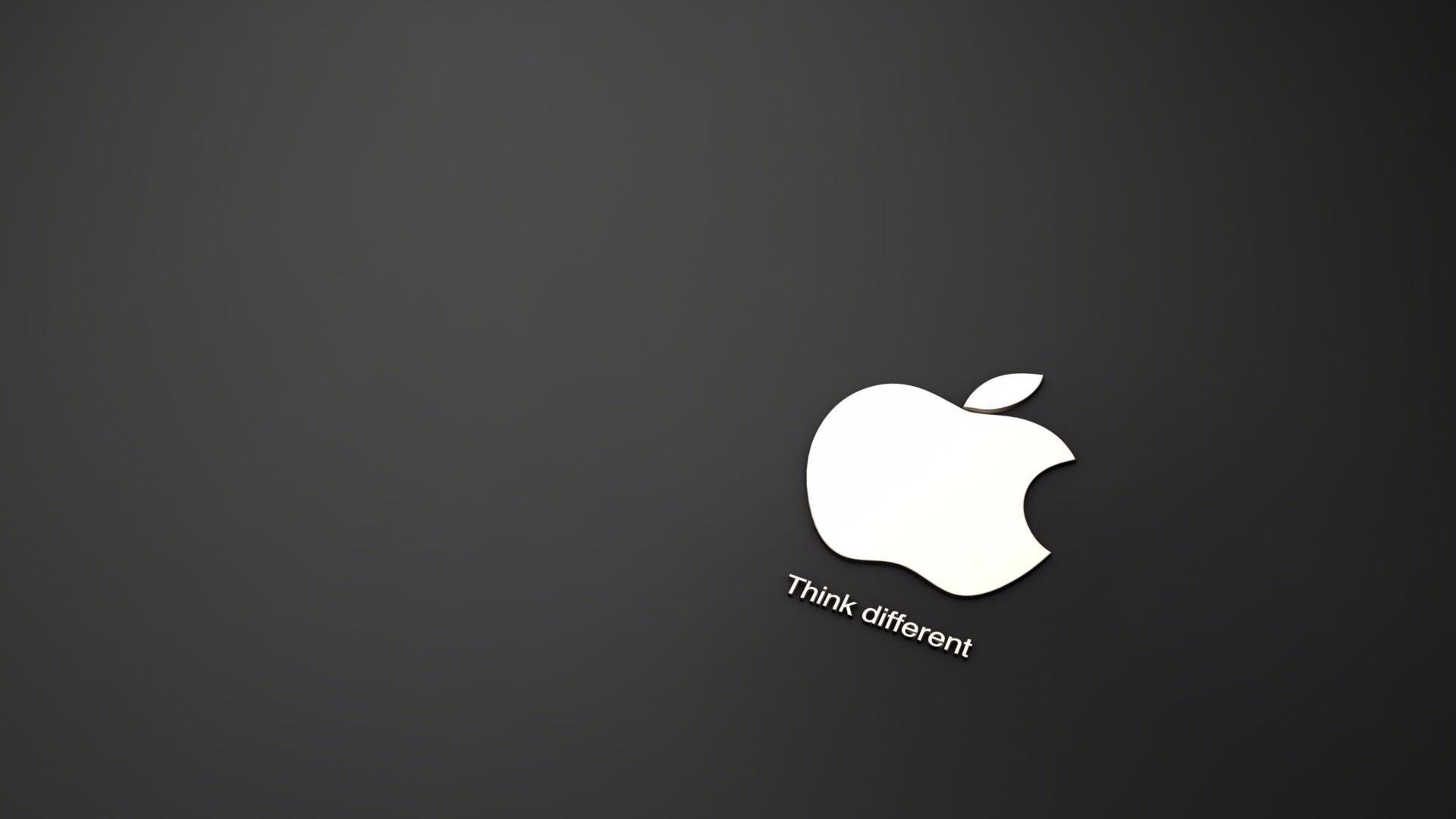wallpapers apple 4k logo images