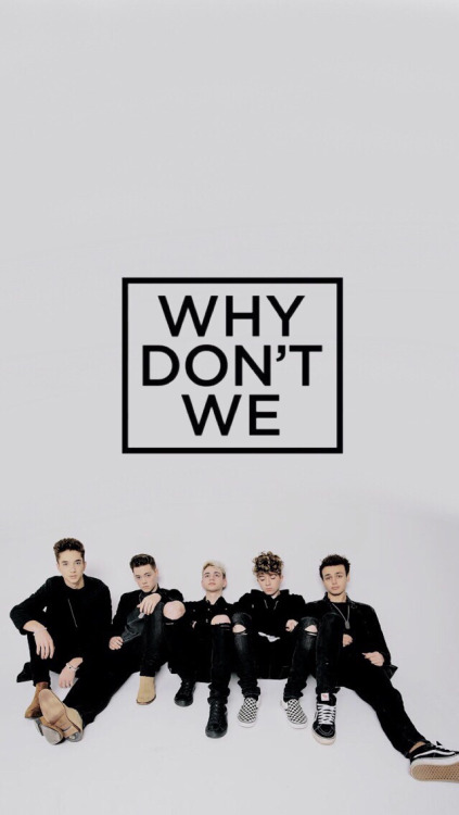 why dont we wallpapers tumblr