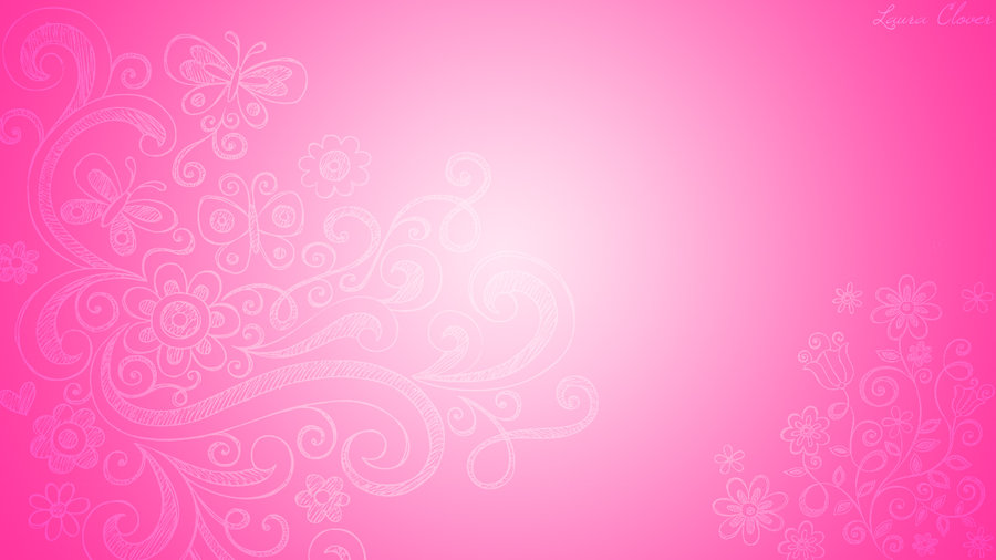 Wallpaper Pink Fantasy