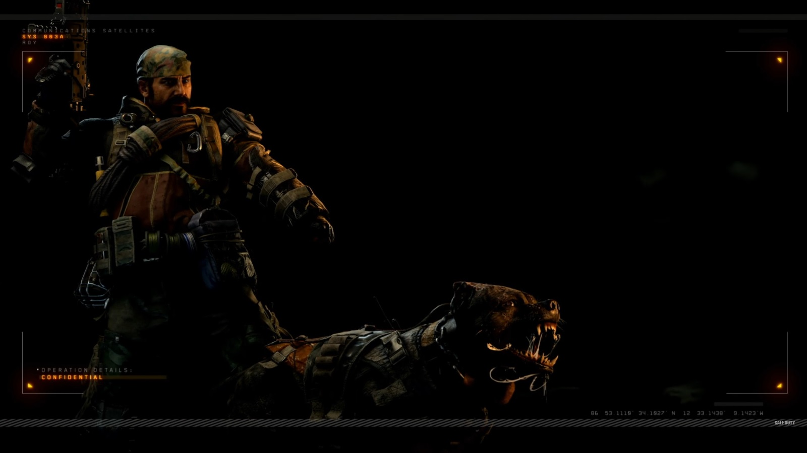 Call Of Duty Black Ops 4 HD Wallpaper