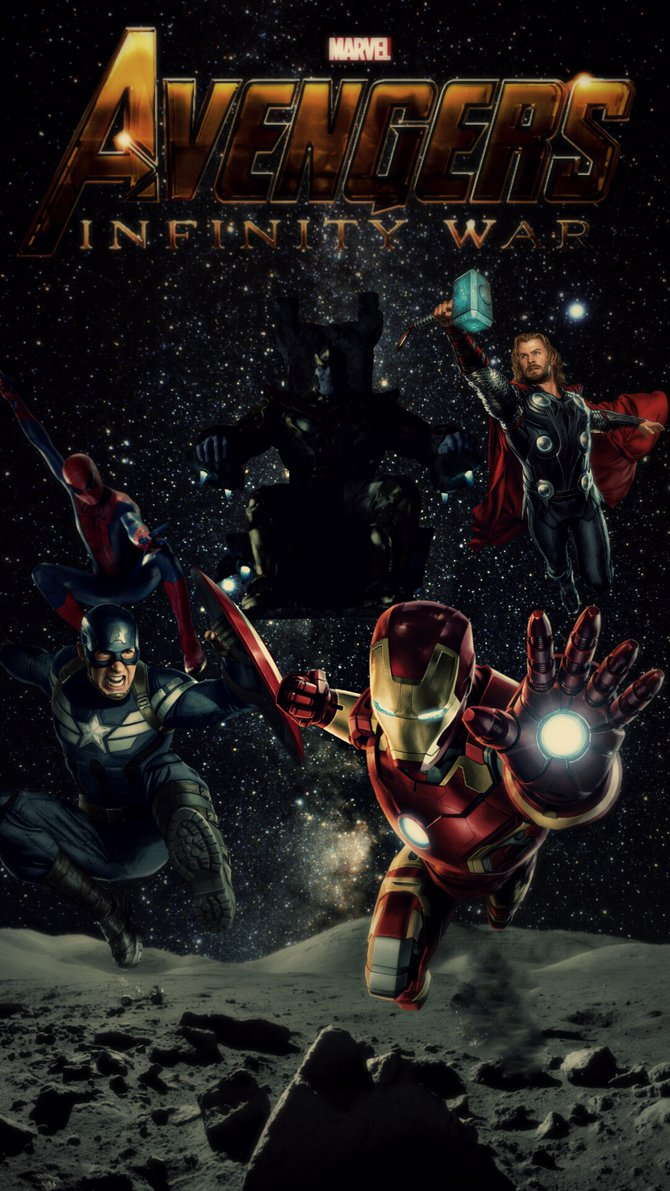 Avengers Infinity War HD Mobile Wallpaper