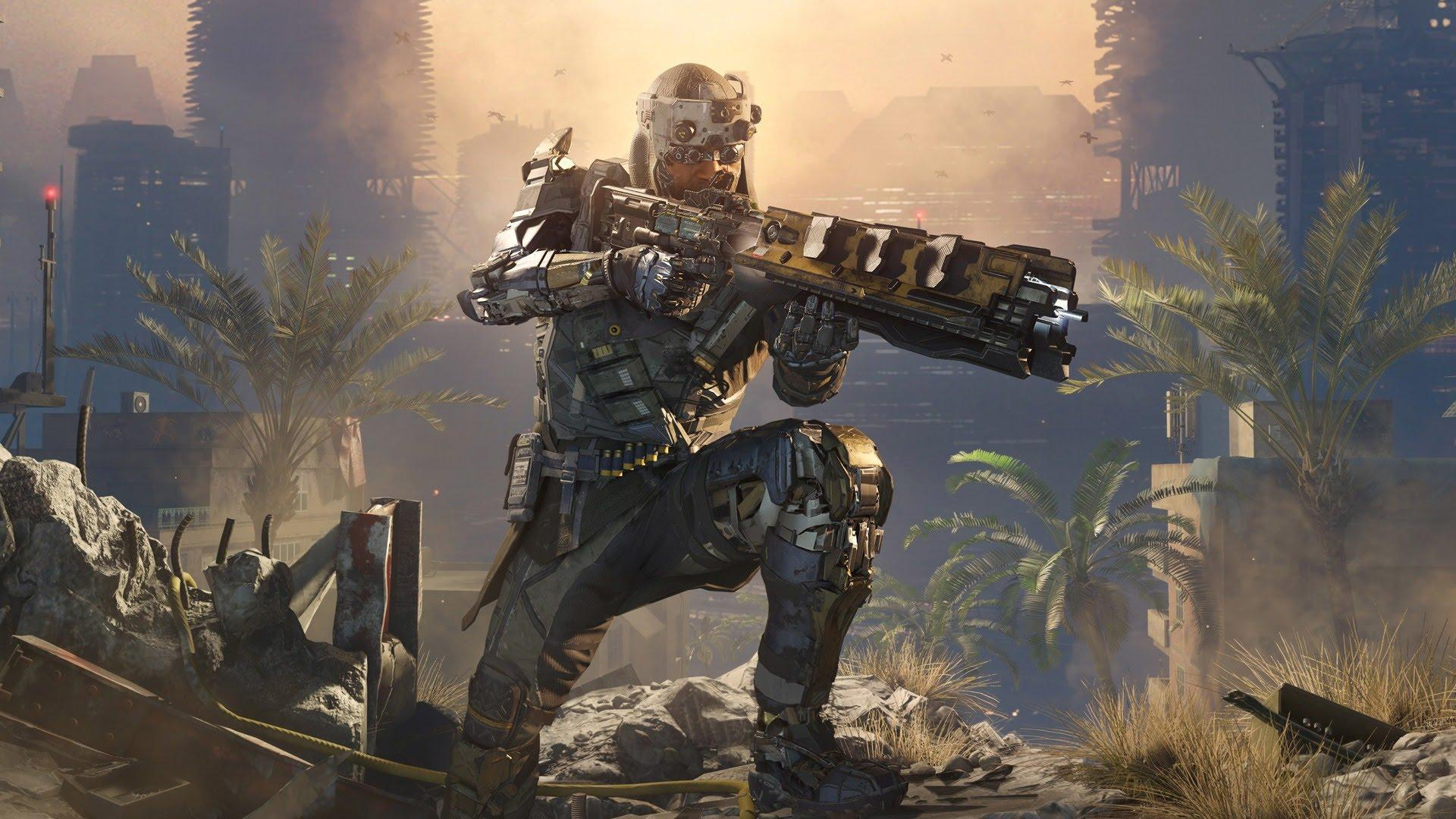 Call Of Duty Black Ops 4 Ultra high definition 4k ...
