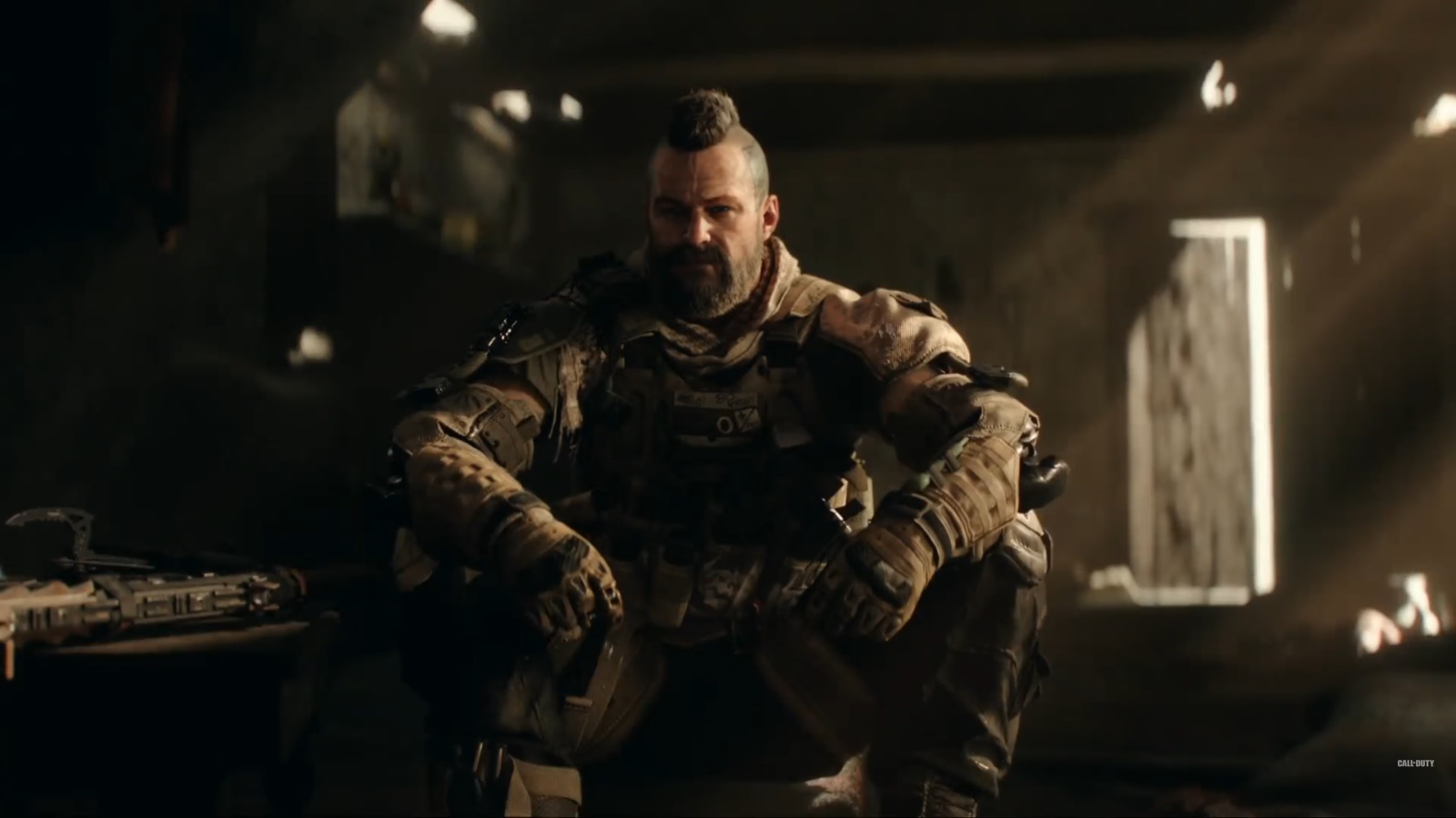 Call of Duty 4 Black Ops 4K Game