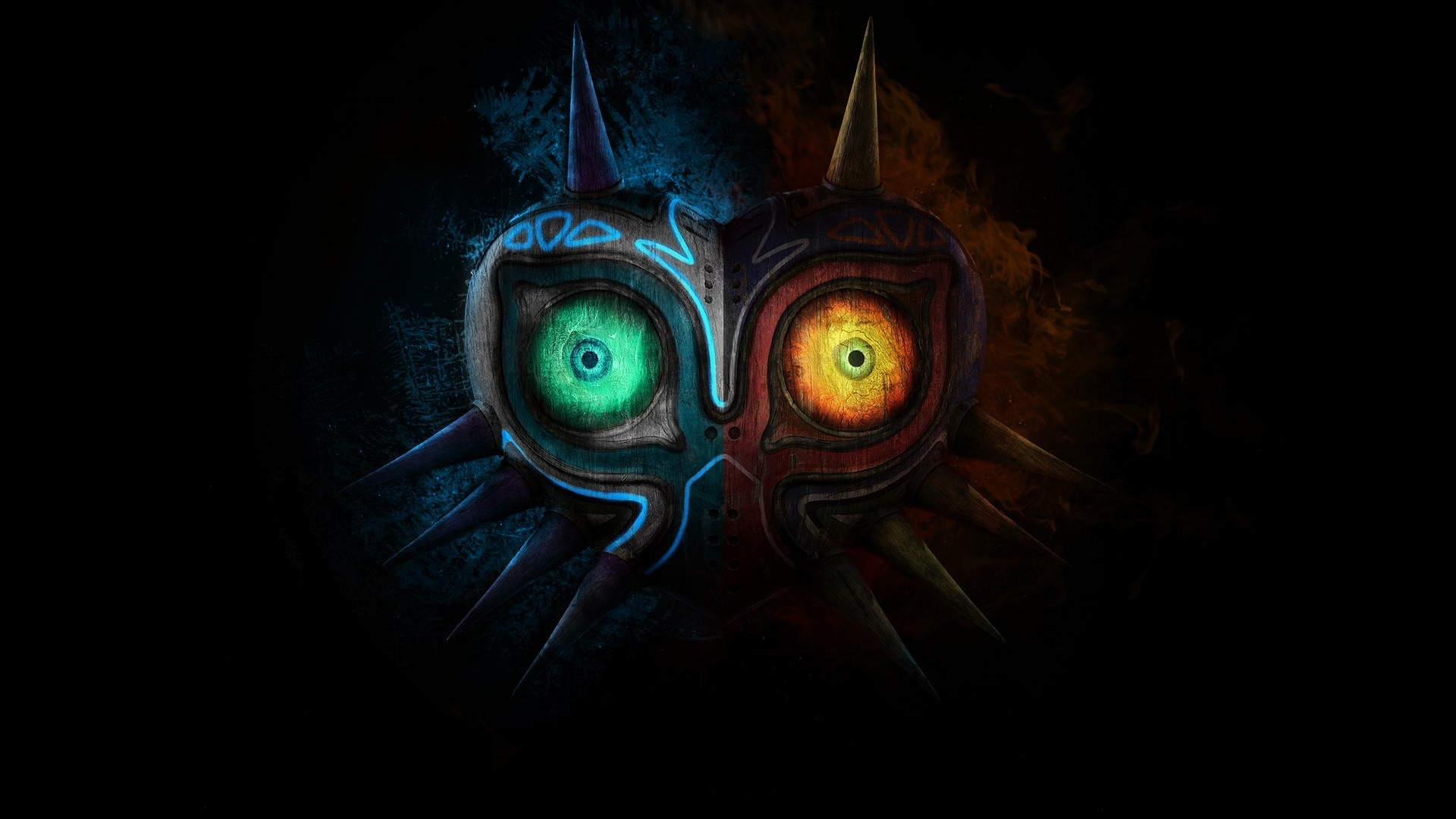 The Legend Of Zelda Majora Mask Wallpaper