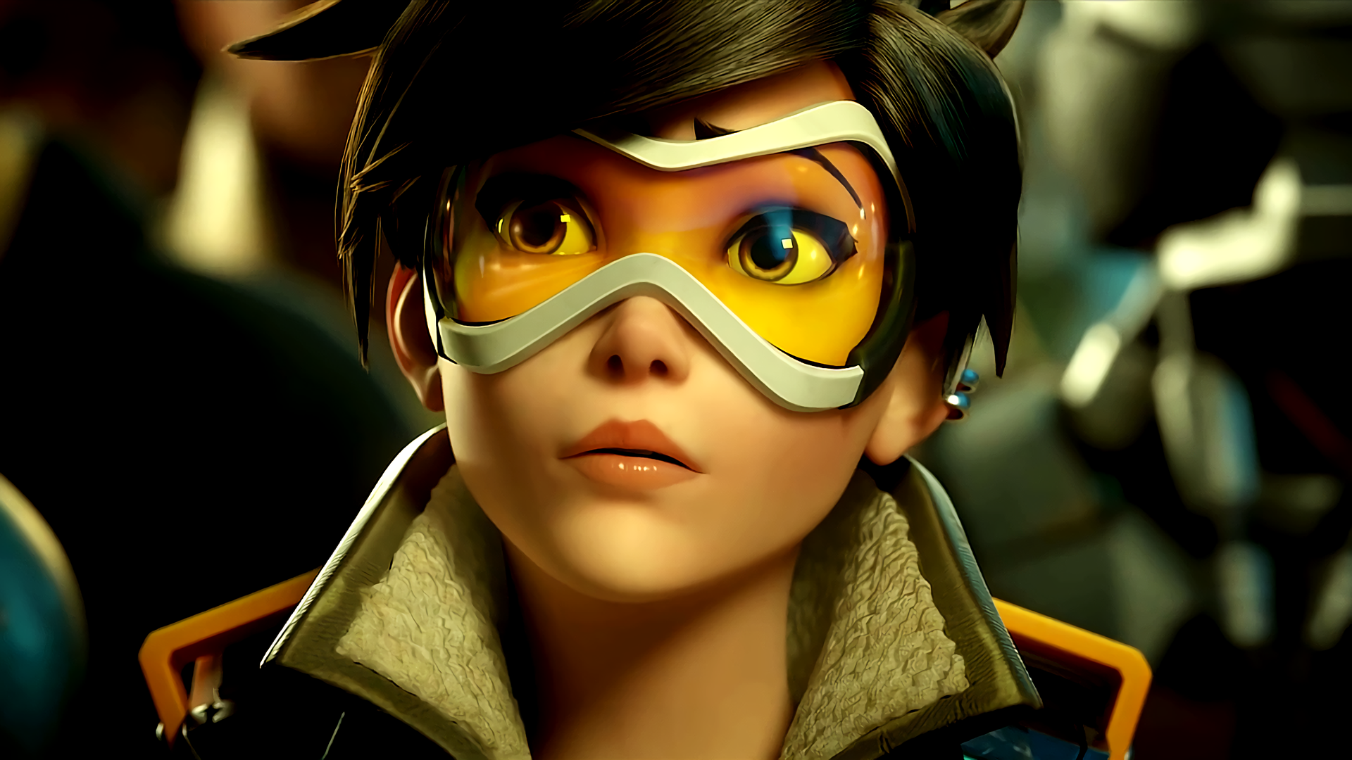 Tracer Wallpaper Widescreen Is 4K Wallpaper
